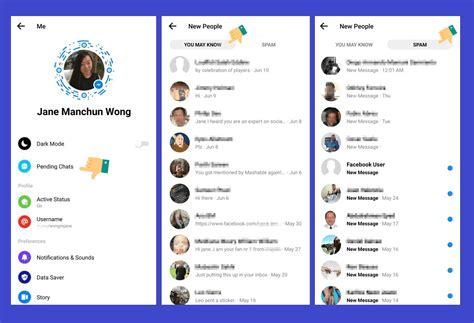 Facebook Messenger Tests Pending Chats To Help Users ...