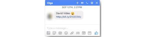 Facebook Messenger Video Scam | Scam Detector