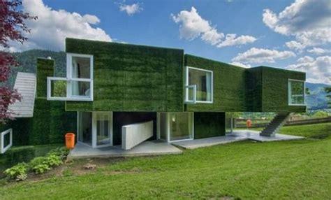 fachada de casas ecológicas   Fachada De Casas