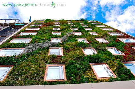 Fachada Vegetal ※ La importancia de las fachadas naturales