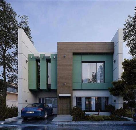 #fachada verde | Fachada verde, Fachadas, Fachadas de ...