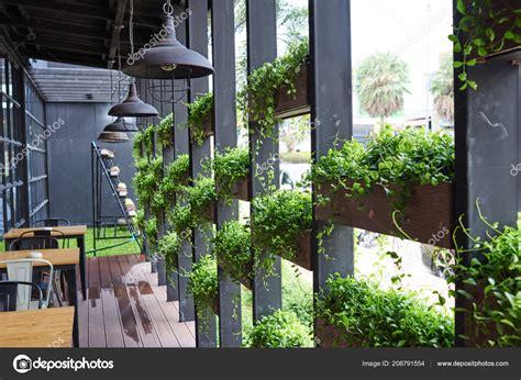 Fachada Verde Jardinagem Arquitetura Edifício Ecológico ...
