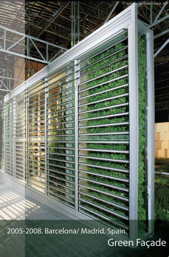 Fachadas Vegetales, principales sistemas constructivos al ...