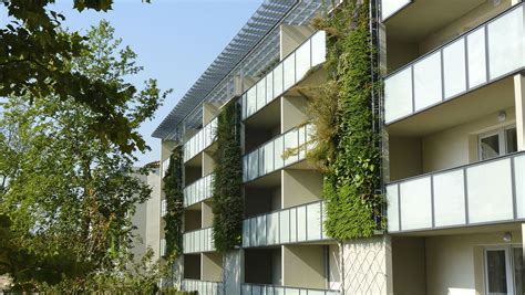 Fachadas Verdes Activas | Canevaflor | Productos | Eco ...