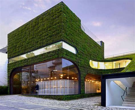 Fachadas verdes: Mira estos modelos y aprende por qué son ...