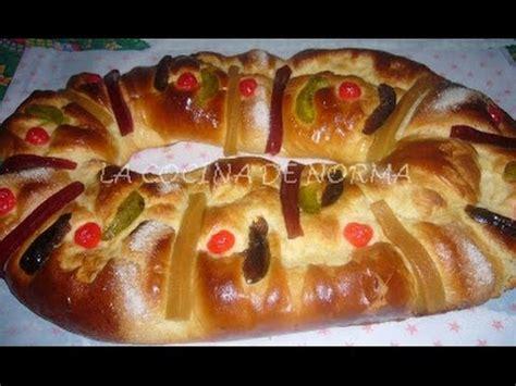 Facilísimo!! Receta de Rosca de reyes Casera!!   YouTube