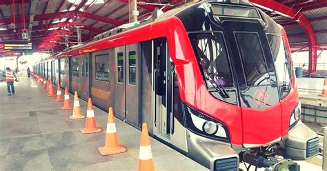 Facility Management System at Metro Station | Cryotos