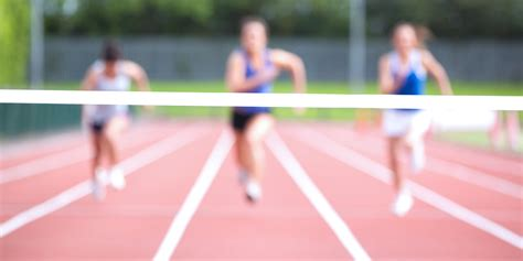 Faithful to the Finish Line, Day 5: Run Your Race, Not ...
