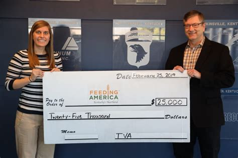 FAKH Receives Donation from the Tennessee Valley Authority