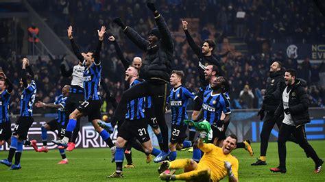 Faktor Menanjaknya Internazionale Milan di Serie A 2019 ...