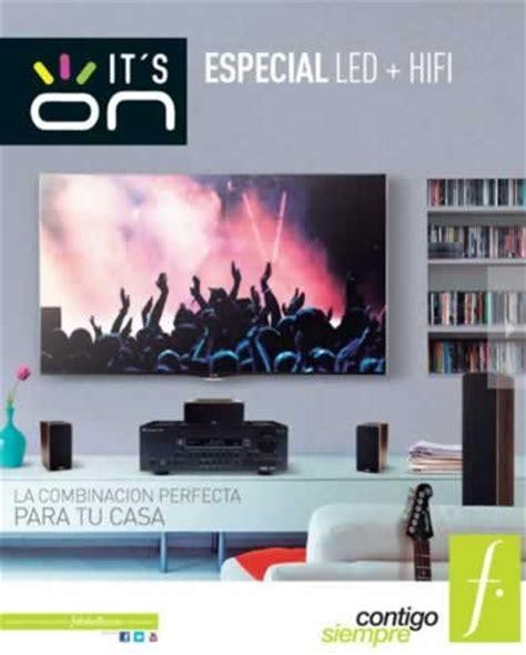 FALABELLA: Catálogo de Televisores LED + HIFI   Septiembre ...