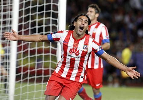 Falcao corona al Atlético de Madrid | Diario de Avisos