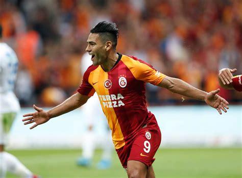 Falcao se estrenó con gol con el Galatasaray