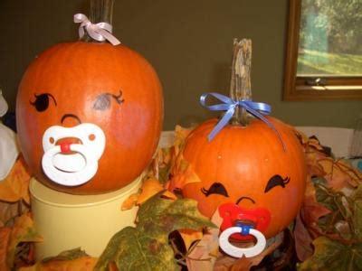 Fall Themed Baby Shower | ThriftyFun