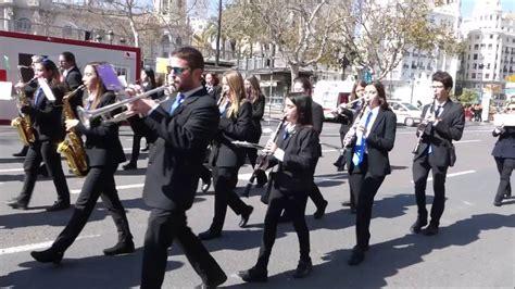 Fallas 2017   Entrada de Bandas de Musica   YouTube