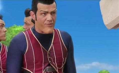 Fallece actor que interpretaba al villano de Lazy Town