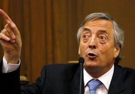 Fallece el ex presidente argentino Néstor Kirchner ...