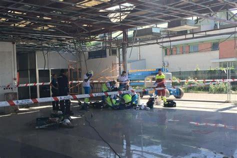 Fallece un trabajador en Leganés tras caer desde una ...