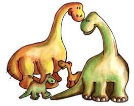 Familia de Dinosaurios en 2019 | Dibujo de dinosaurio ...