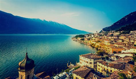 Family Holiday to Lake Garda with a baby or toddler or kids