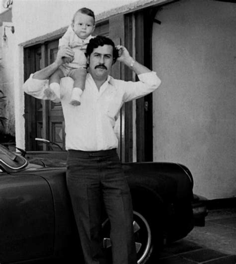 Family Photos Of History s Most Dangerous Crime Lord