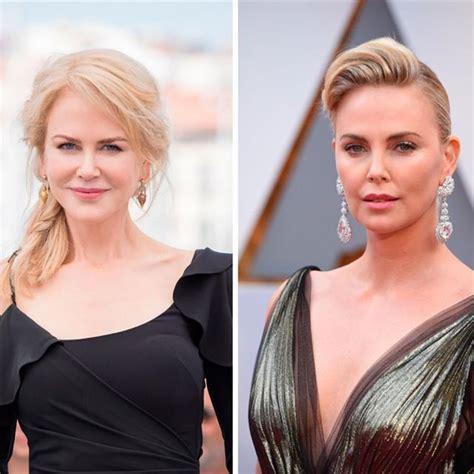 Famosas sin maquillaje: fotos antes y después de actrices ...