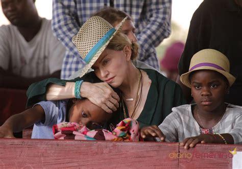 Famosos que adoptaron a sus hijos: Madonna