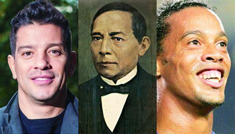 Famosos que cumplen años hoy y que no son Benito Juárez ...