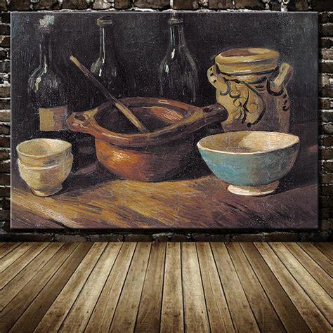 Famous Artwork Paintings Vincent Van Gogh Painting Hand ...