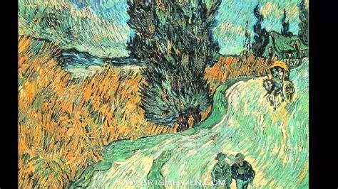 Famous Vincent Van Gogh Paintings   YouTube