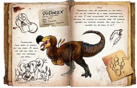 Fan Dossier: DodoRex   ARK: Survival Evolved