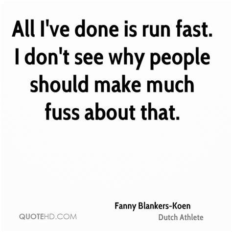 Fanny Blankers Koen Quotes | QuoteHD