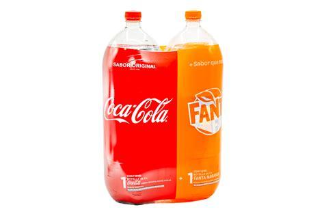 Fanta Coca Cola Two Pack en Supermaxi market Quito