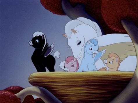 Fantasia  1940    Finding Howl s Silver Lining in Neverland