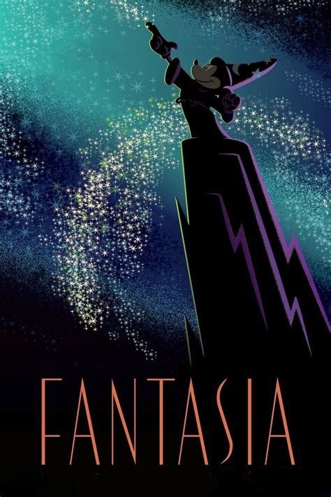 Fantasia  1940    Posters — The Movie Database  TMDb