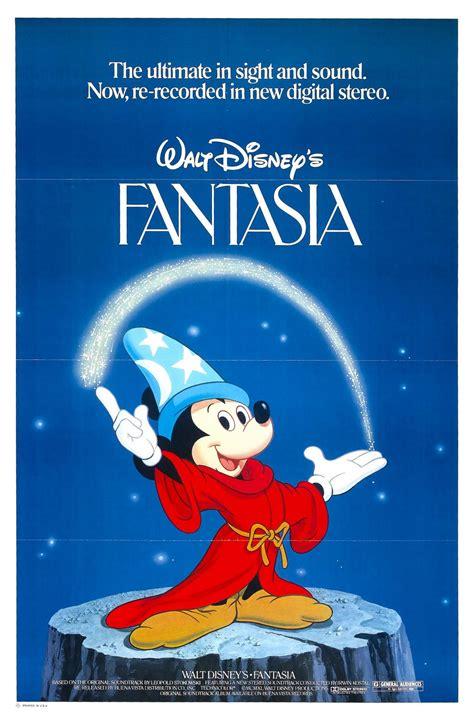 Fantasia  #5 of 9 : Extra Large Movie Poster Image   IMP ...