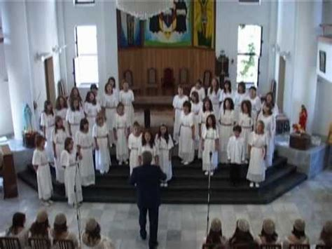 Fantasia Choir Ave Maria by Franz Schubert   YouTube