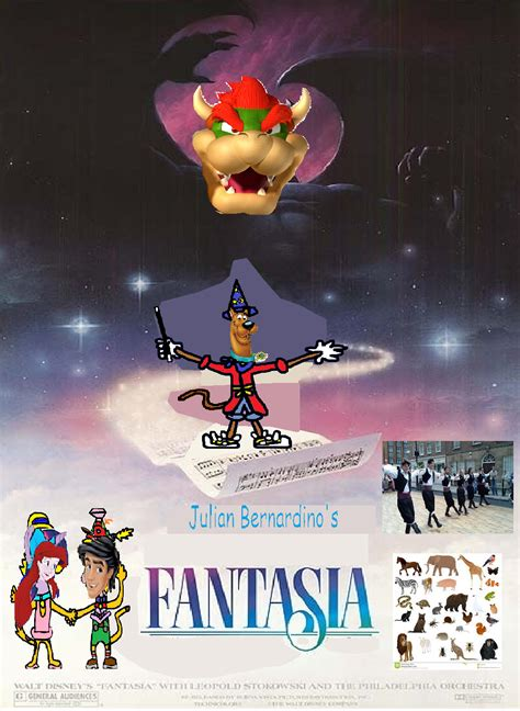 Fantasia  Julian Bernardino Style  | The Parody Wiki ...