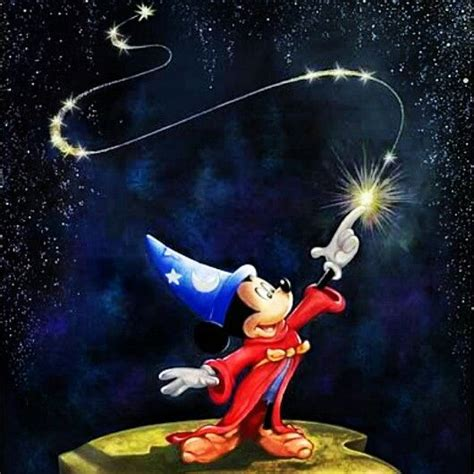 Fantasia, Mickey mouse and Mice on Pinterest
