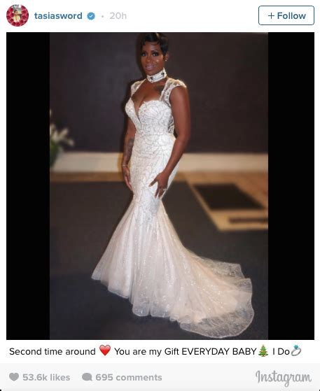 Fantasia Renews Wedding Vows Over Christmas [Photos] | Rucuss