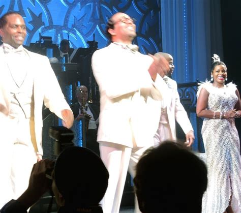 Fantasia Returns to  After Midnight    Curtain Call ...