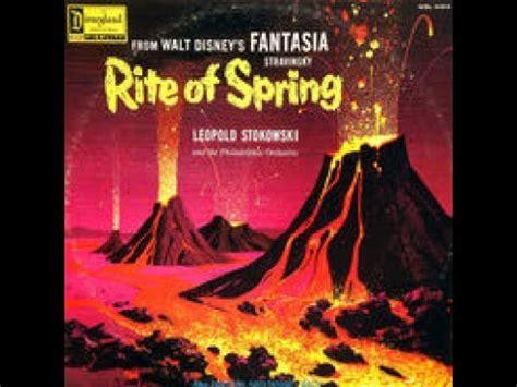 Fantasia: Rite of Spring  1940  full movie but with custom ...