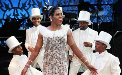 Fantasia & the Cast of  After Midnight  Perform on the ...