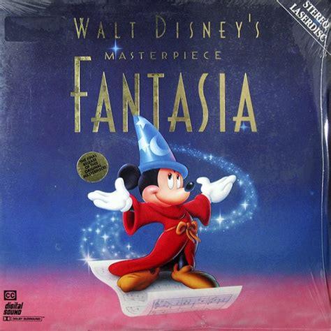 Fantasia  video    Disney Wiki   Wikia