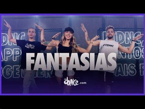Fantasias   Rauw Alejandro ft. Farruko   FitDance Life ...