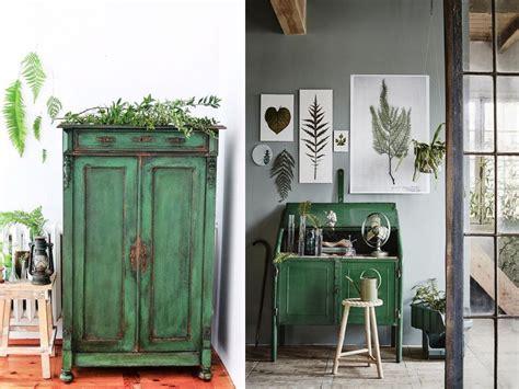 Fantásticas ideas para decorar en color verde tu hogar