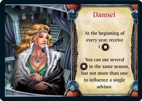 Fantasy Flight Games [News]   Damsel in Distress