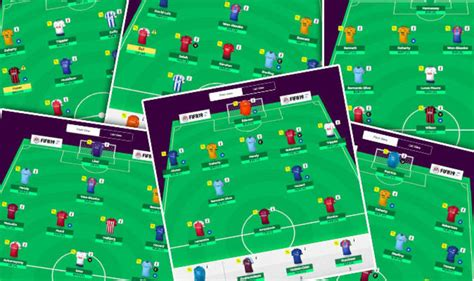 Fantasy Premier League tips: Six FPL wildcard templates ...