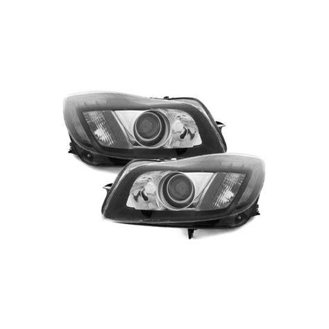 Faros luz diurna led, Opel Insignia 2010