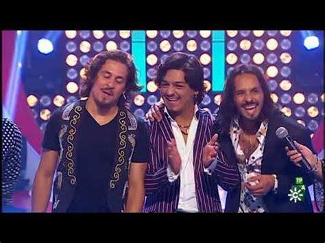 Farru, Farruquito, Carpeta  Tres flamencos  gala 38 Yo soy ...